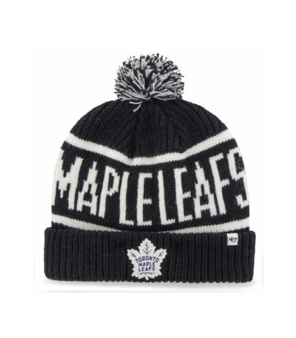 BONNET NHL Toronto Maple Leaf cuff knit '47