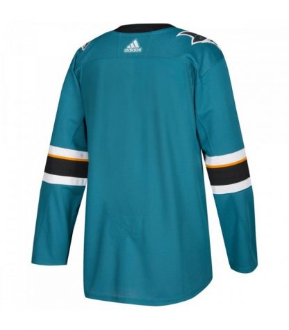 MAILLOT NHL ADIDAS AUTHENTIC SAN JOSÉ