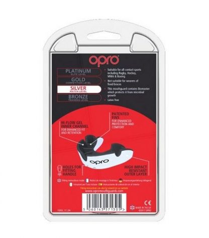 OPRO SILVER G2